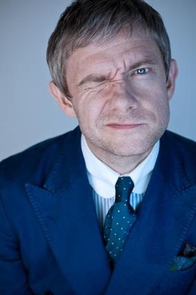 Television Awards Photo Shoot 2013: Martin Freeman