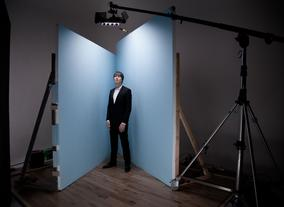 Television Awards Photo Shoot 2013: Professor Brian Cox