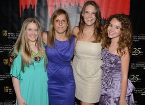 Kaitlin Morgan, Janine Sides, Mallory Snyder and Taylor Arnette