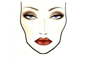 2012 Look 03 - Vintage Glamour
