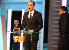 Chris Corbould, Paul Franklin, Andrew Lockley and Peter Bebb took the BAFTA for their dazzling effects work on Inception.