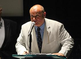 BAFTA Los Angeles Chairman Nigel Daly OBE
