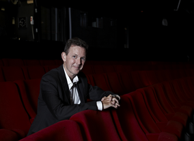 John Logan's credits include The Aviator and Gladiator. (Picture: BAFTA / J. Birch)