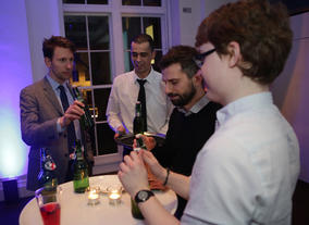 Games Awards Nominees Party 2014
