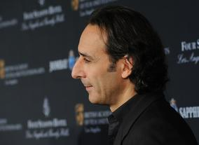 Composer Alexandre Desplat (The King's Speech, The Ghost Writer, Tamara Drewe)