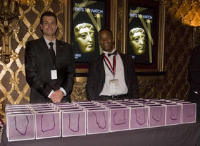 British luxury gift retailer Asprey London provided a gorgeous gift to each of the guests in attendance