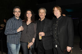 Sam Hulick (Composer, Mass Effect), Cheryl Tiano, Greg Edmonson (Composer, Uncharted)