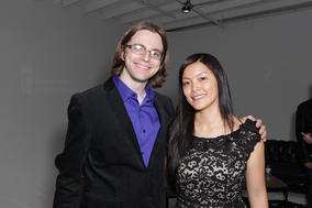 John Nesky (thatgamecompany) and Jennie Kong