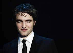 Robert Pattinson at the 2010 Film Awards