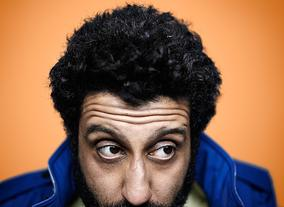 Television Awards Photo Shoot 2014: Adeel Akhtar