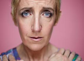 Television Awards Photo Shoot 2014: Julie Hesmondhalgh