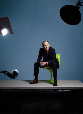 Television Awards Photo Shoot 2014: Rory Kinnear
