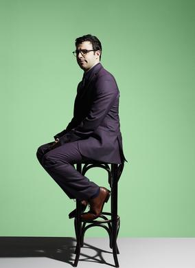 Television Awards Photo Shoot 2014: Simon Bird