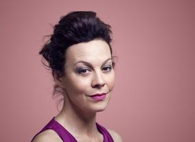 Television Awards Photo Shoot 2014: Helen McCrory
