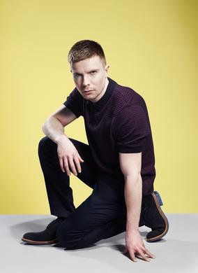 Television Awards Photo Shoot 2014: Joe Dempsie