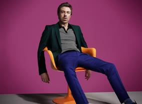 Television Awards Photo Shoot 2014: Andrew Buchan