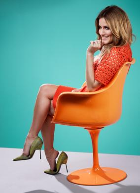 Television Awards Photo Shoot 2014: Caroline Flack