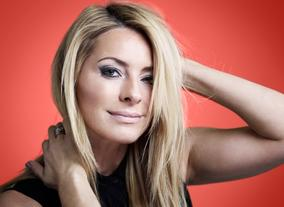Television Awards Photo Shoot 2014: Tess Daly