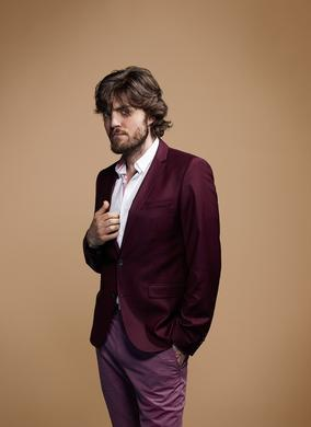 Television Awards Photo Shoot 2014: Tom Burke