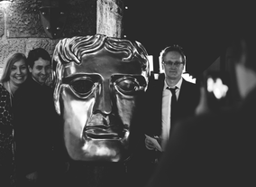 British Academy Scotland New Talent Awards - BAFTA Mask