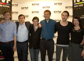 BAFTA Rocliffe New Writing Forum at NYTVF