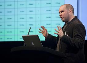 Dan Barrow describes the role of the VFX producer.
