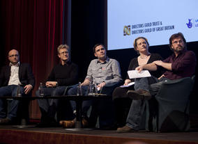 Tim Burke, Emma Norton and David Vickery (Dneg), Matt Twyford (BaseBlack) and Andy Bell (The VFX Co.) look back over 10 years of VFX on the Harry Potter films and talk about how it has helped practically as well as providing spectacle.