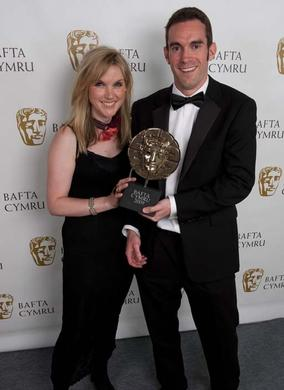 The BAFTA Cymru Awards, 23 May 2010 ( BAFTA/Huw John).