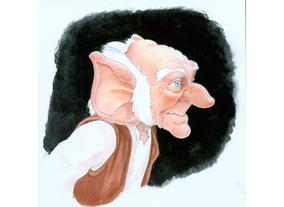 Brian Cosgrove: The BFG