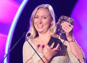 CBBC's Election wins the BAFTA in the Entertainment category.