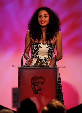 The Hollyoaks actress and BAFTA Young Game Designers ambassador, presents the Game Concept Award.