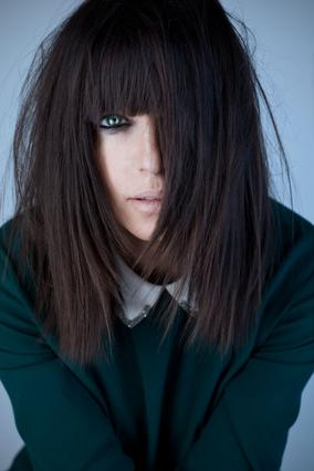 Television Awards Photo Shoot 2013: Claudia Winkleman