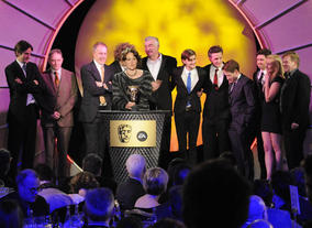 Horrible Histories was praised for its creativity and courage in turning potentially serious subject matter on its head. Pic: BAFTA/Steve Finn