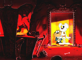 Brian Cosgrove: Danger Mouse