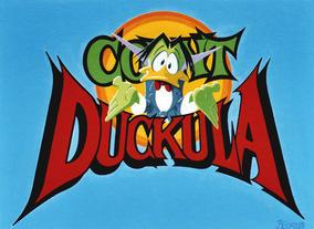 Brian Cosgrove: Count Duckula