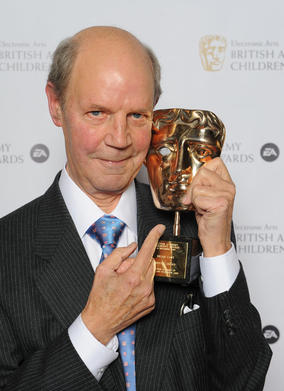 Brian Cant, who presented Play School and Play Away, as well as narrating Trumpton, Chigley and Camberwick Green. Pic: BAFTA/Richard Kendal
