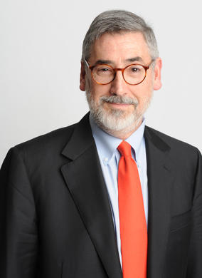 Director John Landis (Coming To America) who presented and collected the Feature Film BAFTA on behalf of The Hunger Games.