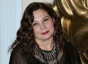 Tessa Ross, the recipient of the Outstanding British Contribution to Cinema award at the 2013 ceremony.