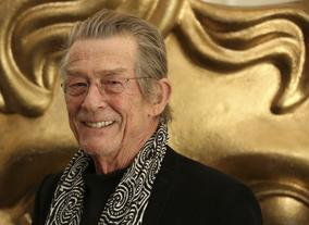 Actor John Hurt.