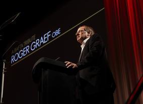 Roger Graef: BAFTA Tribute