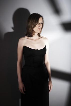 British film-maker and screenwriter Joanna Hogg.