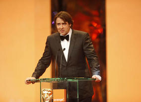 Comedian Jonathan Ross took charge of the Orange British Academy Awards ceremony in the Royal Opera House (BAFTA / Marc Hoberman).