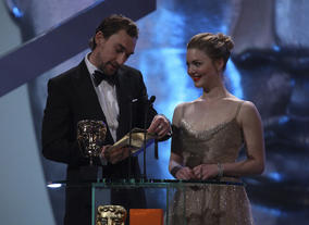 Joseph Mawle and Holliday Grainger