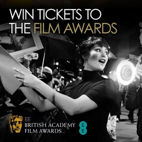 Win tickets to the BAFTAs