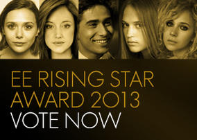 Vote for your 2013 EE Rising Star