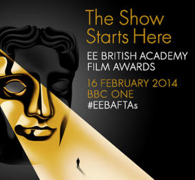 EE British Academy Film Awards in 2014