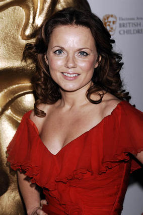 Geri Halliwell at the EA British Academy Children's Awards in 2008.