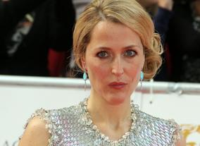 Gillian Anderson at the Television Awards in 2011