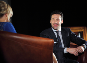 A BAFTA Interview: Jon Hamm