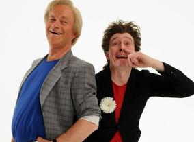 A comedy sketch show in which BAFTA-winning comic duo Harry Enfield and Paul Whitehouse enact a colourful variety of characters. (Pic: Tiger Aspect)